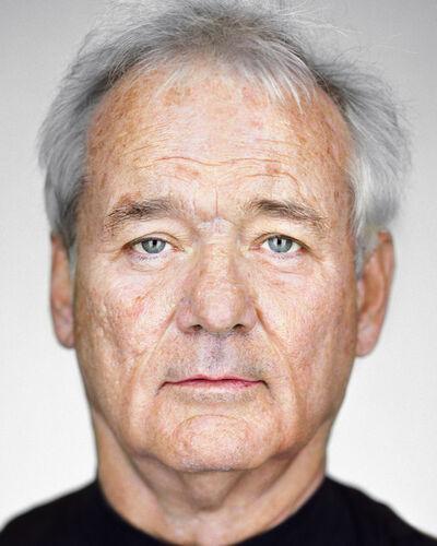 Martin Schoeller, 'Bill Murray', 2010
