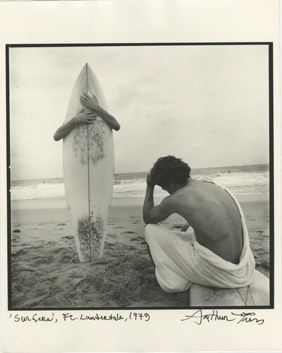 Arthur Tress, 'Surfers, Ft. Lauderdale', 1979