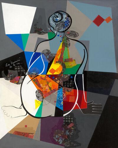 Yoël Benharrouche, 'Les Demains de la Vie ', 2016