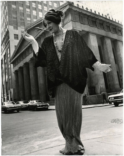 Bill Cunningham, 'Federal Hall, New York City', ca. 1968-1976