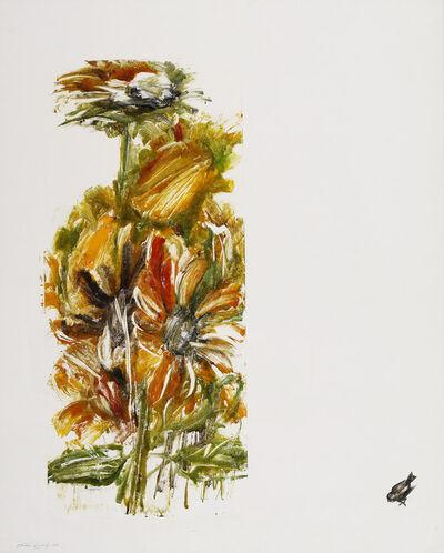 Guranda Klibadze, 'Sunflowers', 2018
