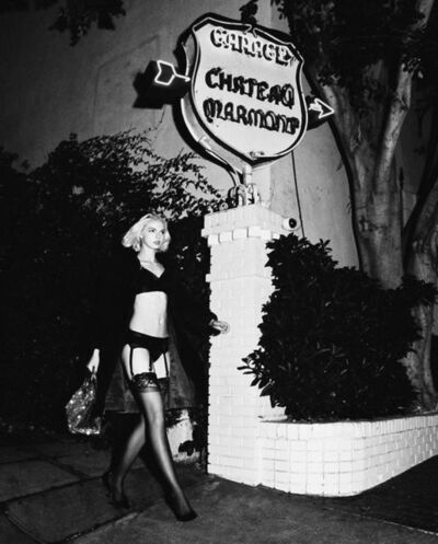 Tyler Shields, 'Chateau Marmont', 2020