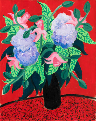 Claire Milbrath, 'Red Still Life', 2020