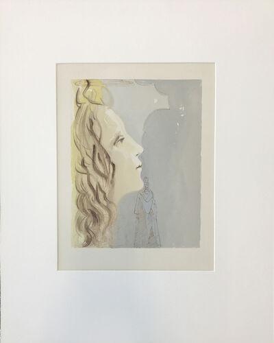 Salvador Dalí, '#08 The Ascent of Venus', 1951-1960