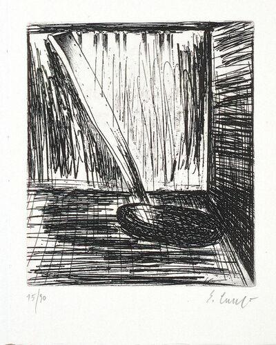 Enzo Cucchi, 'Skulptur für Basel', 1984