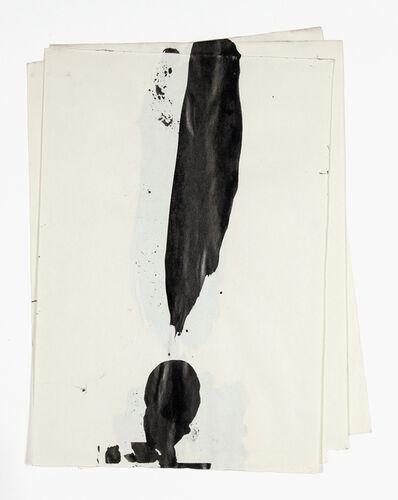 Yuichi Inoue (YU-ICHI), 'KANTAN-FU (exclamation mark) #79', 1983