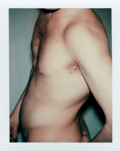 Andy Warhol, 'Nude Male Model', 1977