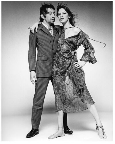 Terry O'Neill, 'Serge Gainsbourg And Jane Birkin', 1969