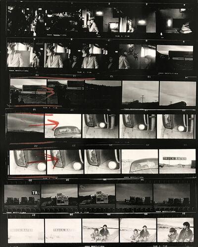 Robert Frank, 'Contact Sheet #81 ', 2009