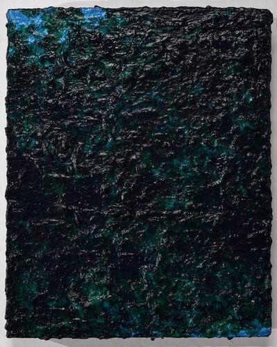 Jun WANG, 'Untitled-Green No.6', 2016