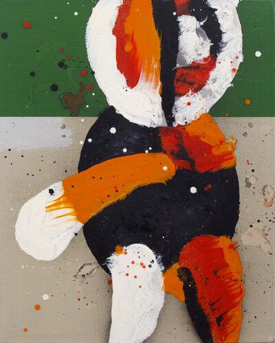 Jose M. Ciria, 'Monigote', 2008