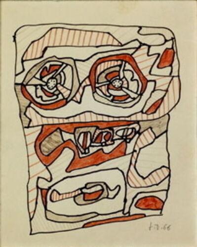 Jean Dubuffet, 'Untitled', 1966