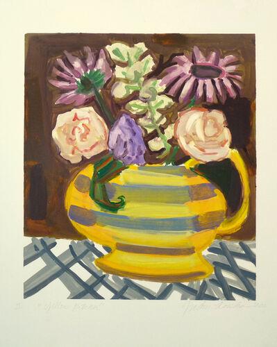 Judith Linhares, 'Yellow Pitcher II', 2011