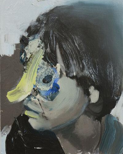 Bartosz Beda, 'A Boy with Nose', 2015