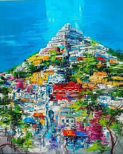 Roberto Di Viccaro, 'Ai piedi della piramide ', 2019