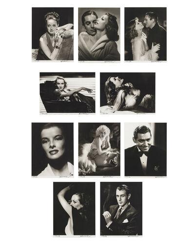 George Hurrell, 'Portfolio I', circa 1932-41
