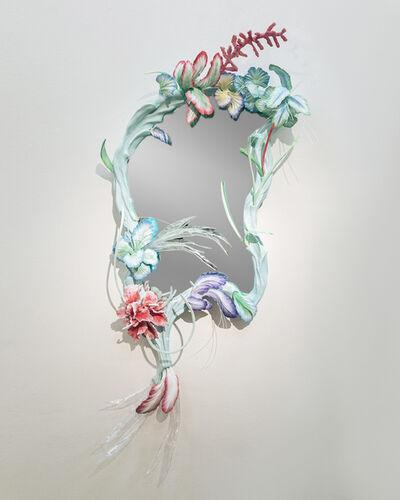 Teemu Salonen, 'Teemu Salonen, Fantasy Flower Series Mirror, FI', 2020