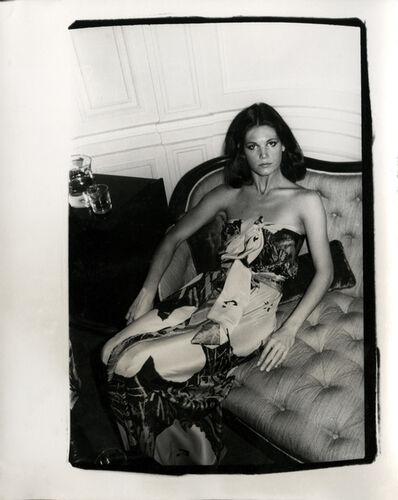 Andy Warhol, 'Andy Warhol, Photograph of Barbara Allen, circa 1978', ca. 1978