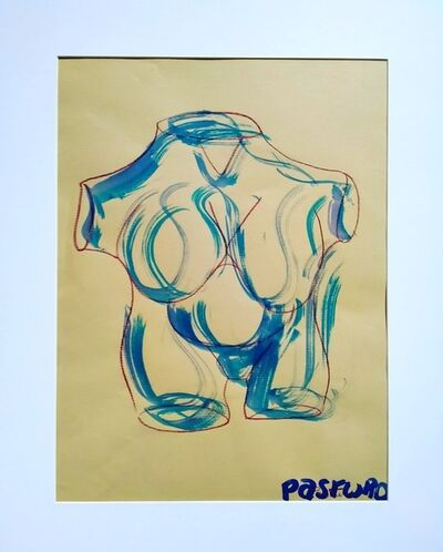 Pasturo, 'Buste', 2020