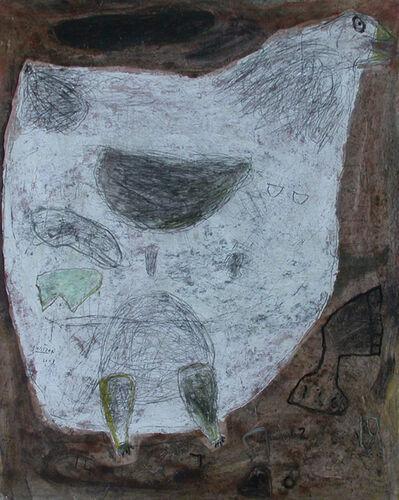 Yunizar, 'Ayam Putih (White Chicken)', 2003