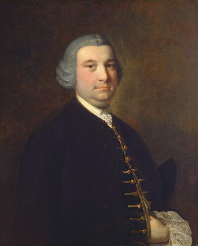 Joseph Wright, 'Portrait of a Gentleman', ca. 1760