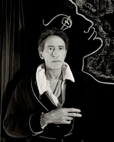 Herbert List, 'Jean Cocteau, Paris', 1944