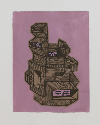 Eko Nugroho, 'We Are What We Hide 3', 2013