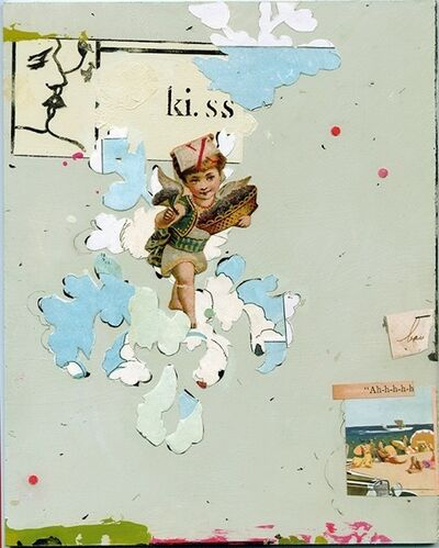 Gayle Donahue, 'Kiss'