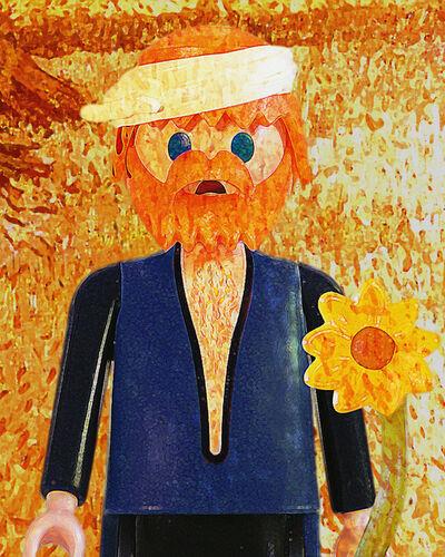 Richard Unglik, 'Van Gogh ', 2017