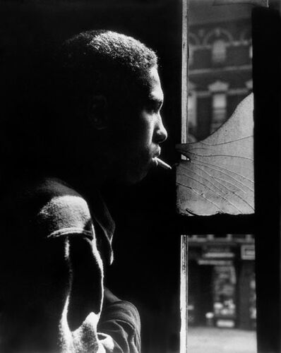 Gordon Parks, 'Red Jackson, Harlem, New York', 1948