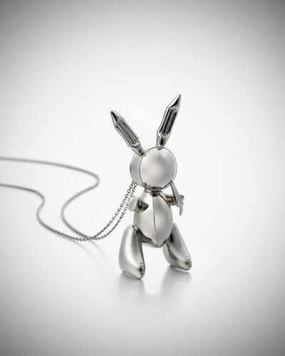 Jeff Koons, 'Rabbit Pendant Necklace', 2005