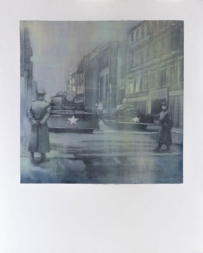 Kathrin Longhurst, 'Berlin 61', 2021