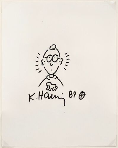 Keith Haring, 'Untitled ', 1989