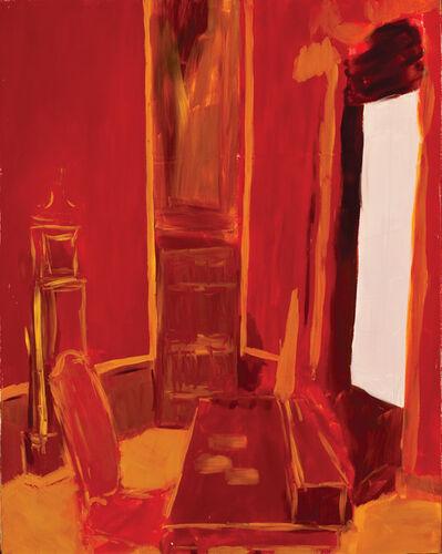 Karen Kilimnik, 'My Reading Desk Overlooking the Park', 2002