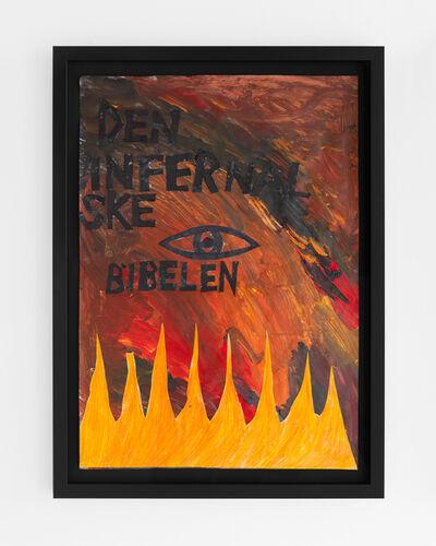 Frode Felipe Schjelderup, 'Den infernalske bibelen', 2015