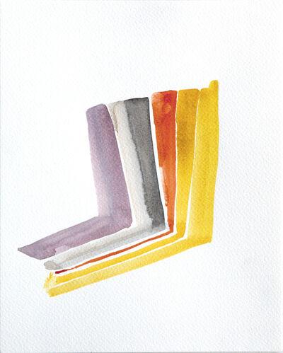 Vicky Uslé, 'Ventana rota 12', 2017