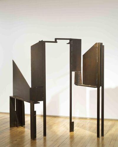 Anthony Caro, 'Inset', 1973