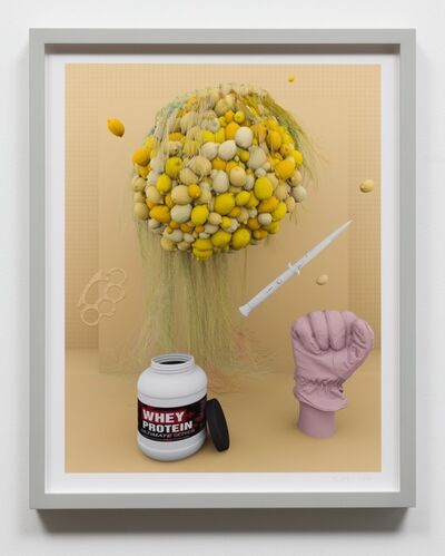 Tim Berresheim, 'Whey Lemon Law ?', 2016