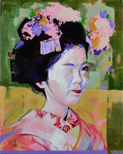 Bud Cook, 'Geisha Study 1', 2020