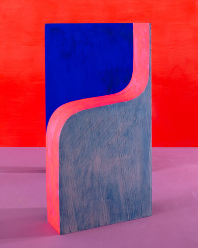Erin O'Keefe, 'Red Twist', 2020