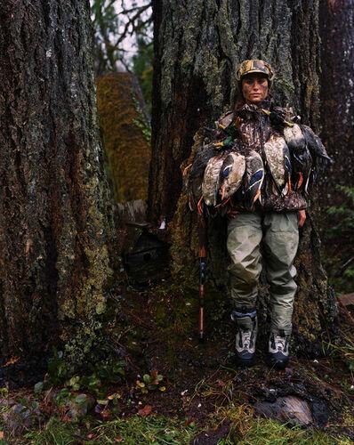 Laura McPhee, 'Mattie, Nehalem, Oregon, 2014 1/5'