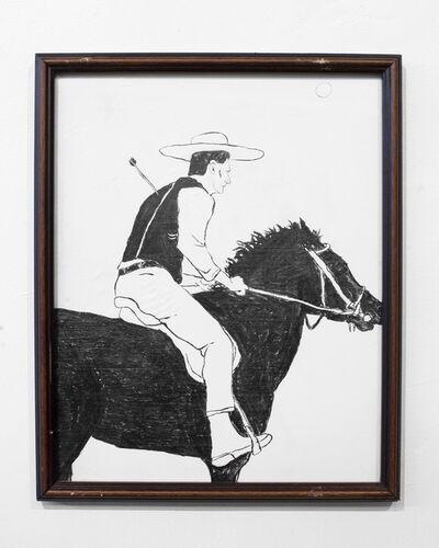 """Oliver Hawk Holden, '""""Cowboy Series #1""""', 2019"""