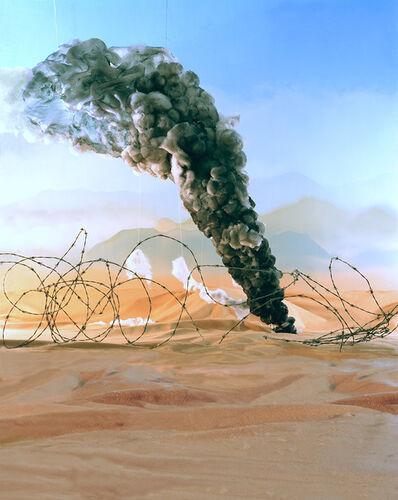 Shirley Wegner, 'Explosion', 2002
