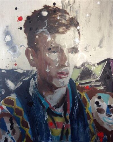 Tom Gidley, 'Barnie Describing III', 2014