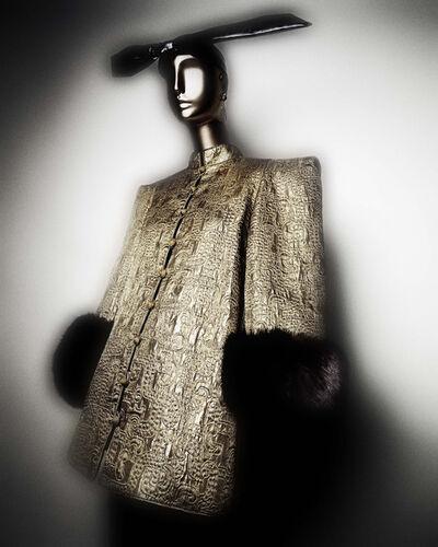 Yves Saint Laurent, 'Evening coat', fall/winter 1977-78 haute couture