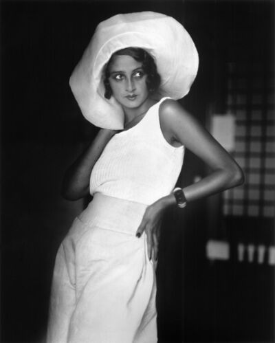 Jacques Henri Lartigue, 'Renée Perle, Biarritz', 1930