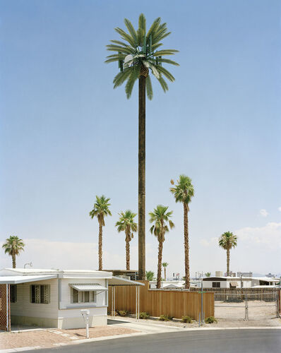 Robert Voit, 'Mobile Home Park, Las Vegas, Nevada, USA', 2006