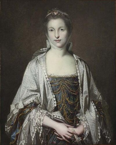 Joshua Reynolds, 'Portrait of a Lady', Late 18th century