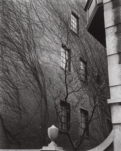 Brett Weston, 'Sutton Place, New York', 1944