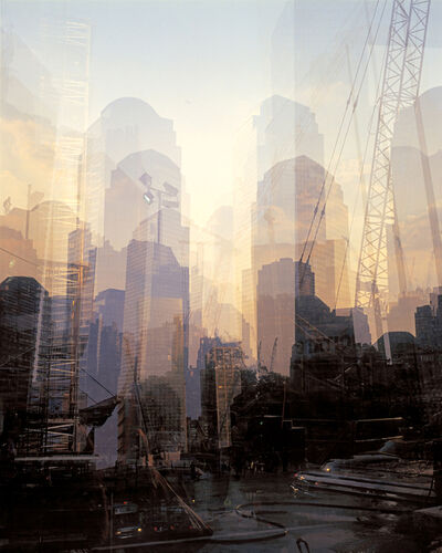 Doug Keyes, 'Ground Zero, New York', 2007